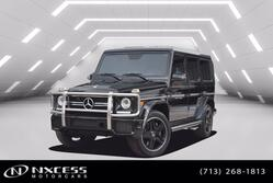 Mercedes-Benz G-Class AMG G 63 Loaded MSRP $150225! 2017