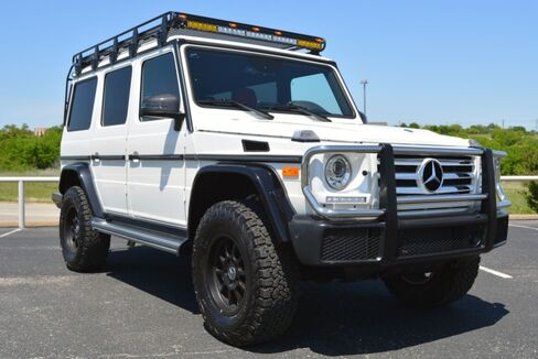 2017_Mercedes-Benz_G-Class_G 550_ Fort Worth TX