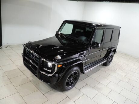 2017 Mercedes-Benz G-Class G 550 Houston TX