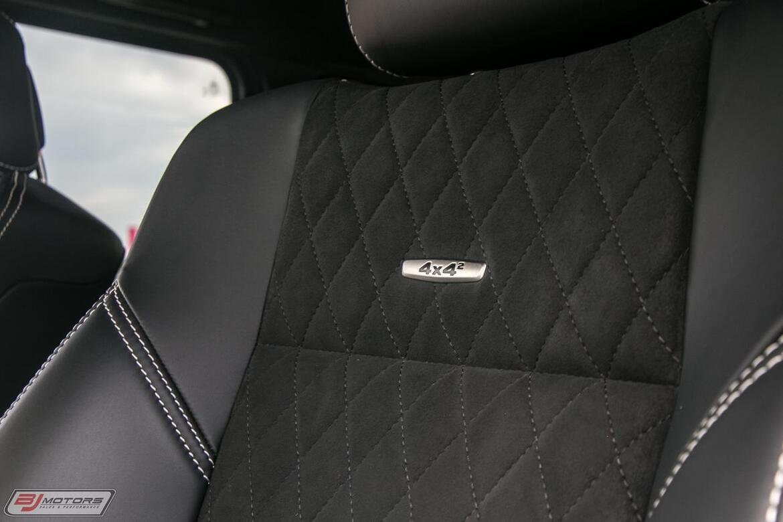 2017 Mercedes-Benz G550 4x4?  Tomball TX