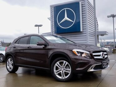 2017_Mercedes-Benz_GLA_250 4MATIC® SUV_ Seattle WA