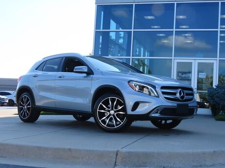 2017 Mercedes-Benz GLA 250 4MATIC® SUV Kansas City KS