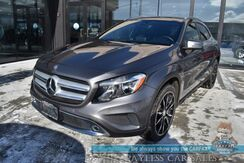 2017_Mercedes-Benz_GLA_250 / AWD / Heated Leather Seats / Panoramic Sunroof / Harman Kardon Speakers / Blind Spot Alert / Bluetooth / Back Up Camera / Cruise Control / 31 MPG_ Anchorage AK