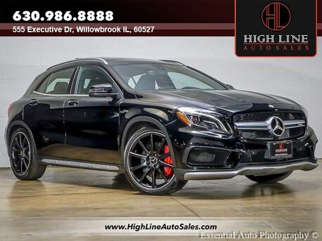 2017_Mercedes-Benz_GLA_AMG GLA 45_ Willowbrook IL