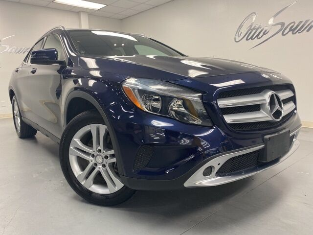 2017 Mercedes-Benz GLA GLA 250 Dallas TX
