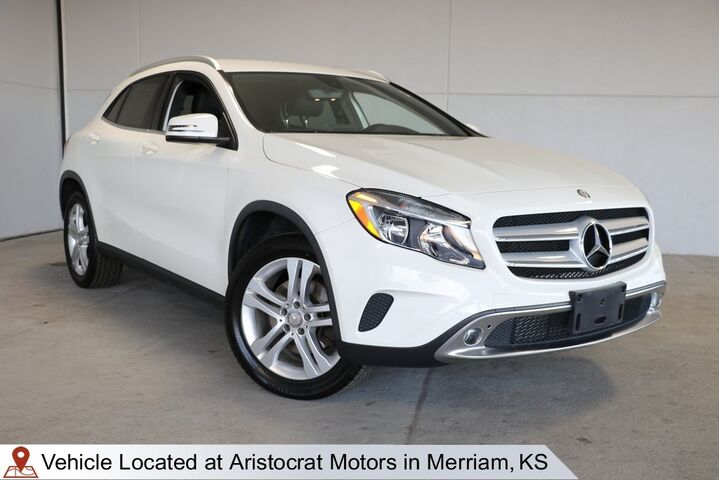 2017 Mercedes-Benz GLA GLA 250 Kansas City KS