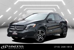 Mercedes-Benz GLA GLA 250 Sport Package Panorama Roof Amg Wheel Warranty. 2017