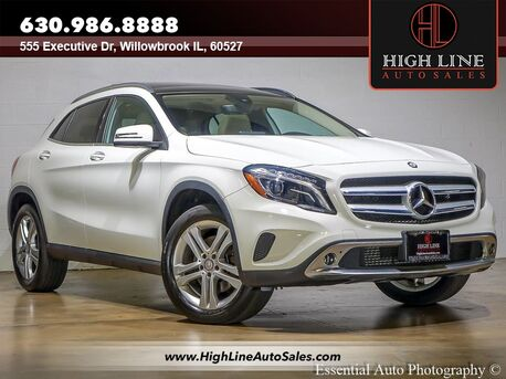 2017_Mercedes-Benz_GLA_GLA 250_ Willowbrook IL