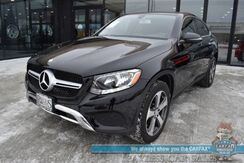 2017_Mercedes-Benz_GLC 300 Coupe_4Matic AWD / Premium Pkg 1 / Heated Leather Seats / Navigation / Sunroof / Bluetooth / Back Up Camera / Blind Spot Alert / Keyless GO Pkg / Power LIftgate / 27 MPG / 1-Owner_ Anchorage AK