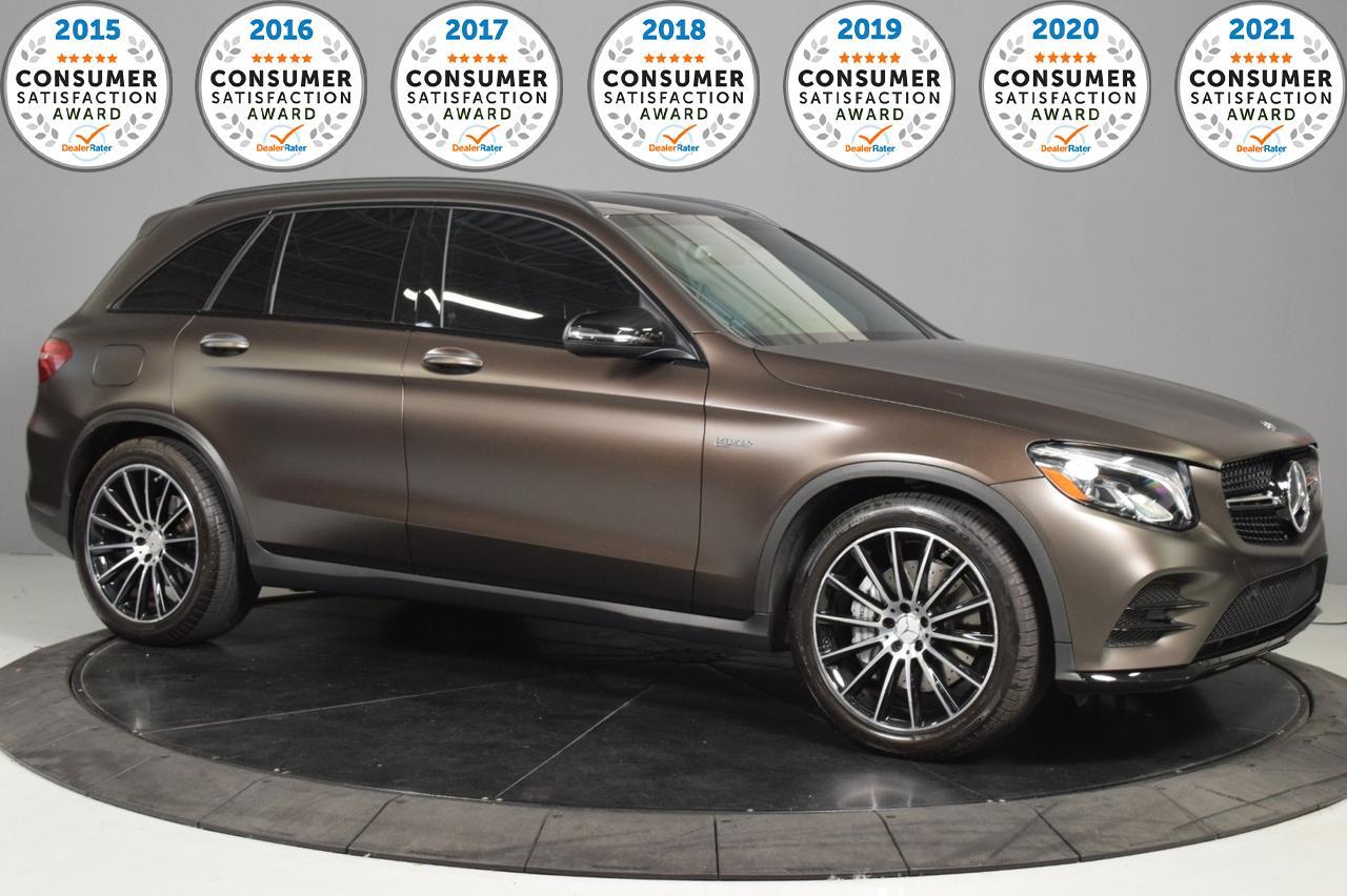 2017 Mercedes-Benz GLC AMG GLC 43 Glendale Heights IL
