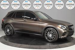 Mercedes-Benz GLC AMG GLC 43 2017