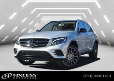 Mercedes-Benz GLC GLC 300 Night Package, Sport Package, Keyless Go, Parktronic, Blind Spot 2017