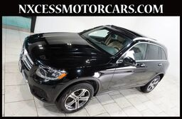 Mercedes-Benz GLC GLC 300 PREMIUM/HEATED PKG PANO-ROOF 1-OWNER. 2017