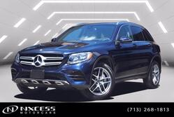 Mercedes-Benz GLC GLC 300 Sport Package, Blind Spot Assist, Rear View Monitor, Panorama 2017