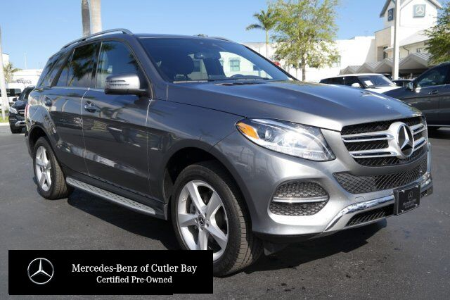 2017 Mercedes-Benz GLE 350 4MATIC® SUV Miami FL ...