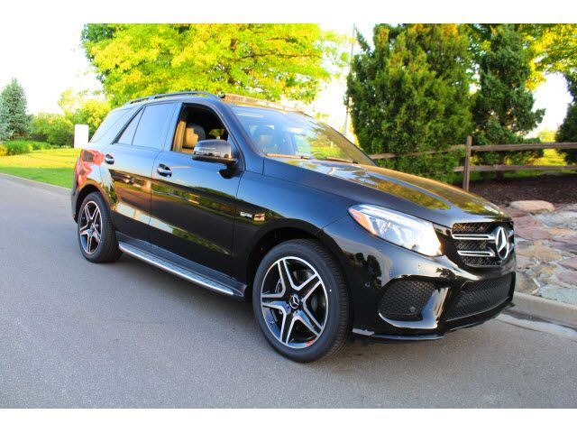 2017 Mercedes-Benz GLE 43 AMG® SUV Kansas City KS