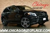 2017 Mercedes-Benz GLE AMG 43 4MATIC - ORIGINAL MSRP-$83350 3.0L V6 BI-TURBO ENGINE ALL WHEEL DRIVE NAVIGATION BACKUP CAMERA PANORAMIC ROOF BLACK LEATHER HEATED SEATS XENONS KEYLESS GO