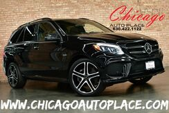 2017_Mercedes-Benz_GLE_AMG 43 4MATIC - ORIGINAL MSRP-$83350 3.0L V6 BI-TURBO ENGINE ALL WHEEL DRIVE NAVIGATION BACKUP CAMERA PANORAMIC ROOF BLACK LEATHER HEATED SEATS XENONS KEYLESS GO_ Bensenville IL