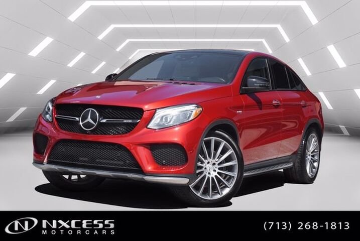 2017 Mercedes-Benz GLE AMG GLE 43 Houston TX