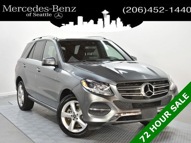 2017 Mercedes-Benz GLE GLE 350 4MATIC® SUV