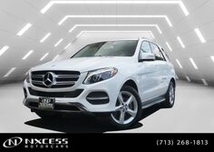 Mercedes-Benz GLE GLE 350 4Matic Blind Spot Navigation Roof Lane Assist Backup Camera and more.. 2017