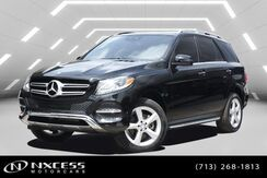 2017_Mercedes-Benz_GLE_GLE 350 Keyless Go, Parktronic, Blind Spot Assist, Lane Keep Assist, Surround View Camera, Smart Phone Integration, Navigation System_ Houston TX