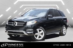 Mercedes-Benz GLE GLE 350 Keyless Go, Parktronic, Blind Spot Assist, Lane Keep Assist, Surround View Camera, Smart Phone Integration, Navigation System 2017