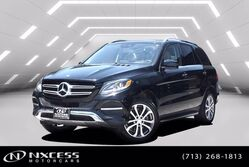 Mercedes-Benz GLE GLE 350 Navigation Backup Camera Roof 2017