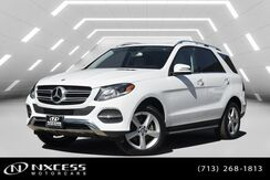 2017_Mercedes-Benz_GLE_GLE 350 Navigation Roof Blind Spot Rear Camera!_ Houston TX