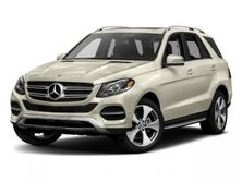 Mercedes-Benz GLE GLE 350 Night Package, Sport Package, Electric Trunk Close, Keyless Go, Parktronic, Blind Spot Assist, Lane Keep Assist, Surround View Camera, Smart Phone Integration, Navigation System 2017