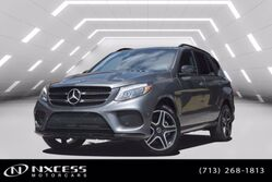 Mercedes-Benz GLE GLE 350 Sport,Night Package,Blind Spot, Navi,Panorama. 2017