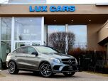 2017 Mercedes-Benz GLE43 AMG COUPE PANOROOF P2 NAV 4MATIC MSRP $76,770