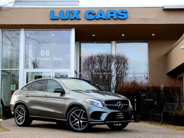 2017_Mercedes-Benz_GLE43_AMG COUPE PANOROOF P2 NAV 4MATIC MSRP $76,770_ Buffalo Grove IL