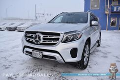 2017_Mercedes-Benz_GLS 450_4Matic AWD / Driver Assist Pkg / Heated Leather Seats & Steering Wheel / Navigation / Sunroof / Harman Kardon Speakers / Adaptive Cruise / Blind Spot Assist / 3rd Row / Seats 7 / 360 View Camera / Tow Pkg / 1-Owner_ Anchorage AK