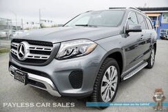 2017_Mercedes-Benz_GLS 450_4Matic AWD / Heated & Ventilated Leather Seats / Navigation / Panoramic Sunroof / Power 3rd Row / Seats 7 / Harman Kardon Speakers / Bluetooth / Back-Up Camera / Tow Pkg / 1-Owner_ Anchorage AK
