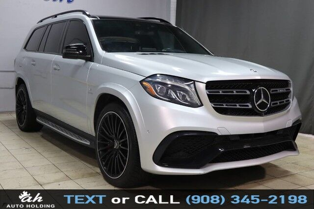 2017 Mercedes-Benz GLS AMG GLS 63 Hillside NJ