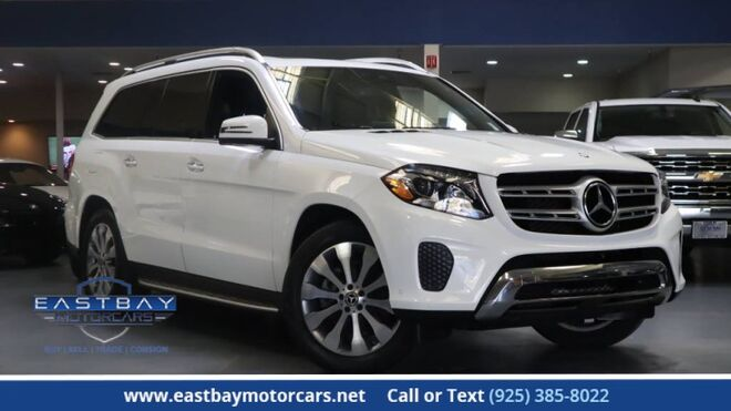 2017_Mercedes-Benz_GLS_GLS 450 Premium Package_ San Ramon CA