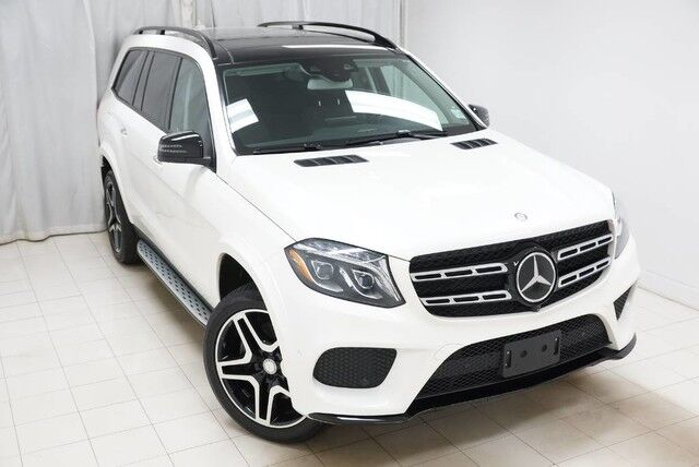 2017 Mercedes-Benz GLS550 4MATIC Navigation Panoramic Drivers Assist Running Boards 360 Camera 1 Owner Avenel NJ