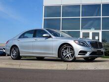 2017_Mercedes-Benz_S_550 4MATIC®_ Kansas City KS