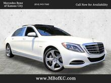 2017_Mercedes-Benz_S_550_ Kansas City KS