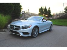 2017_Mercedes-Benz_S_550 Cabriolet_ Merriam KS