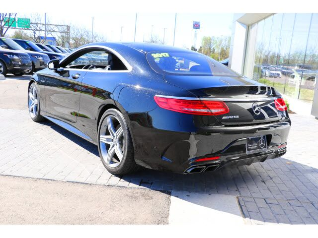2017 Mercedes-Benz S 63 AMG® Coupe Kansas City KS