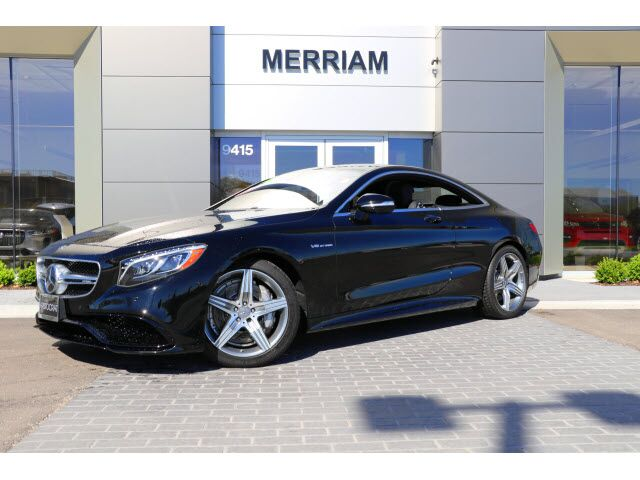 2017 mercedes benz s 63 amg coupe merriam ks 19425835 for Mercedes benz of kansas city aristocrat