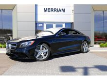 2017_Mercedes-Benz_S_63 AMG® Coupe_ Merriam KS