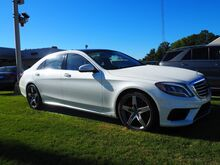 2017_Mercedes-Benz_S_AMG® 63 4MATIC® Sedan_ Fayetteville NC