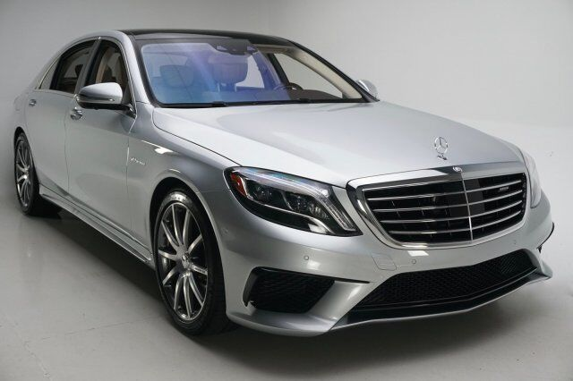 2017 Mercedes-Benz S-Class AMG S 63 Hickory NC