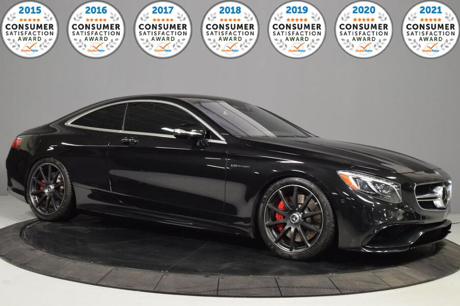 2017_Mercedes-Benz_S-Class_AMG S63_ Glendale Heights IL