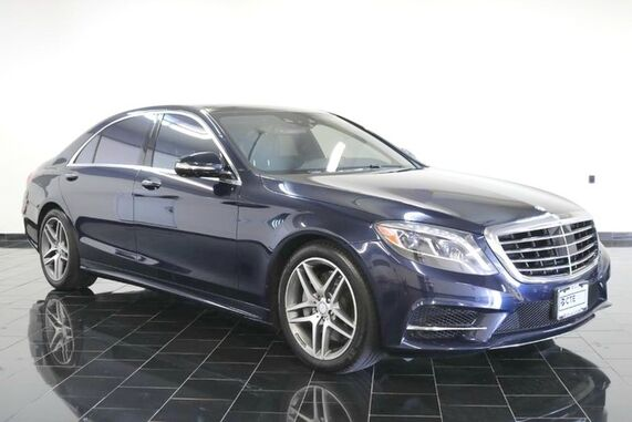 2017_Mercedes-Benz_S-Class_S 550 4MATIC Sedan, Factory Warranty, 1 Owner, Clean Carfax, Premium Package, Driver Assistance Package, Burmester Sound, Rear Entertainment Package, Warmth & Comfort Package,_ Leonia NJ