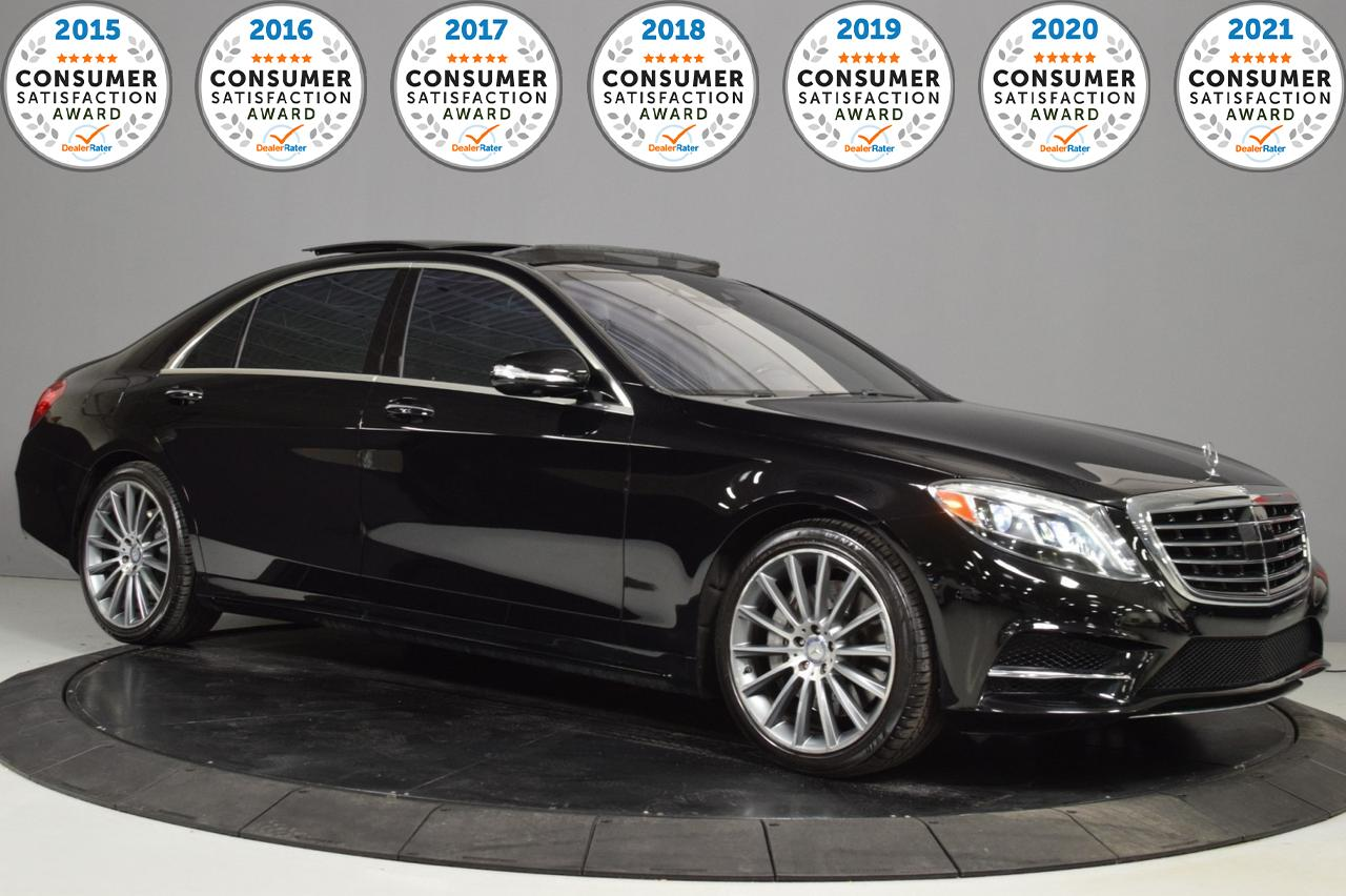 2017 Mercedes-Benz S-Class S 550 Glendale Heights IL
