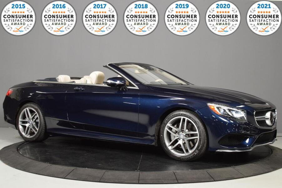 2017_Mercedes-Benz_S-Class_S 550_ Glendale Heights IL